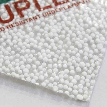 Вспенивание используется при изготовлении комбинированного материала