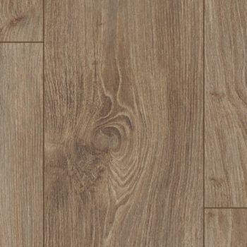 Такое напольное покрытие больше всего имитирует натуральный срез древесины