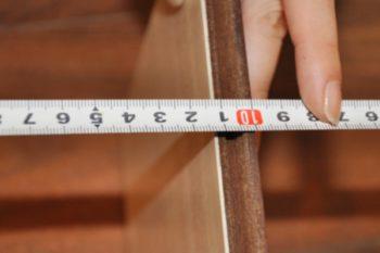 Толщина ламинированных панелей напрямую влияет на его прочность