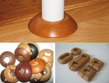 Декоративные кольца