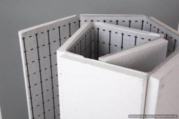 Двухслойный материал с фольгированной стороной