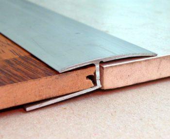 Порожки для комбинации материалов