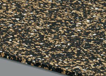 Битумно-пробковая подложка под ламинат 10 мм