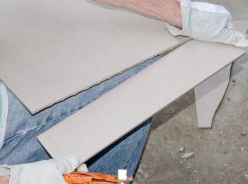 Чем можно обрезать плитку