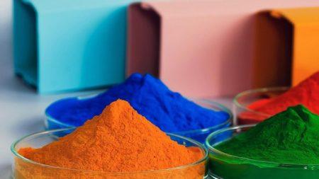 Консистенция краски