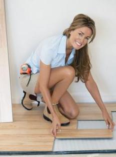 Укладка ламината Flooring