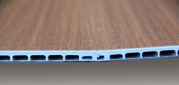 Ламинированная ПВХ панель Аква Степ