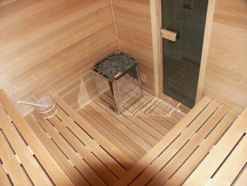 Как правильно сделать полы в бане