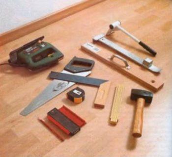 Инструменты для настила