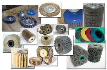 Инструменты для браширования