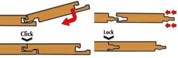 Замки Lock и Click