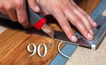 Перед тем как пользоваться строительным ножом, не нужно пить, дабы не пораниться