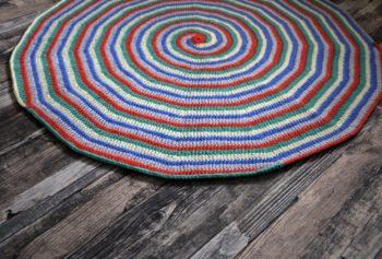 Цветной коврик