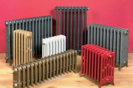 Какой краской можно красить горячие батареи отопления