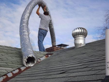 Чем изолировать и обмотать металлическую трубу дымохода: материалы и этапы работ