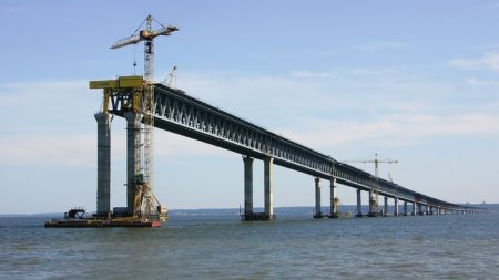 Сваи для моста