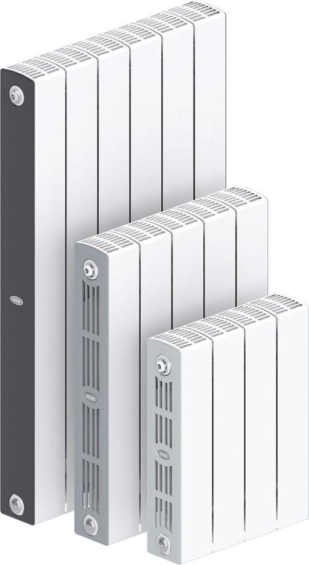 Монолитный и долговечный радиатор Rifar SUPReMO 500 от отечественного производителя
